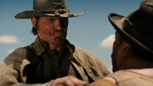 Josh Brolin in Jonah Hex