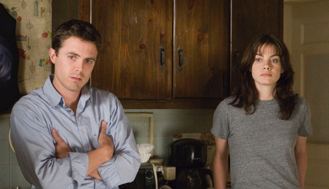 Casey Affleck & Michelle Monaghan in Gone Baby Gone