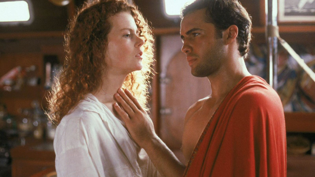 Nicole Kidman & Billy Zane in Dead Calm