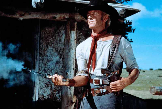 Paul Hogan in Lightning Jack