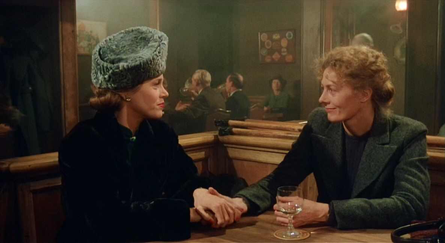 Jane Fonda & Vanessa Redgrave in Julia