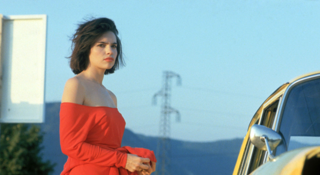 Beatrice Dalle in Betty Blue