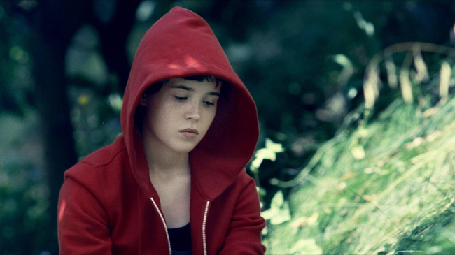 Ellen Page in Hard Candy