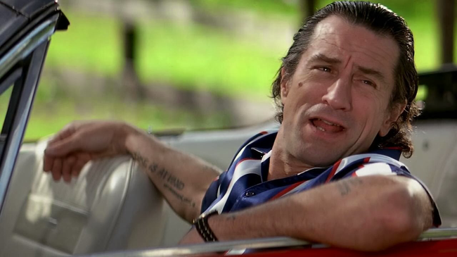 Robert DeNiro in Cape Fear