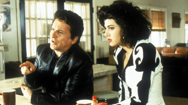Joe Pesci & Marisa Tomei in My Cousin Vinny