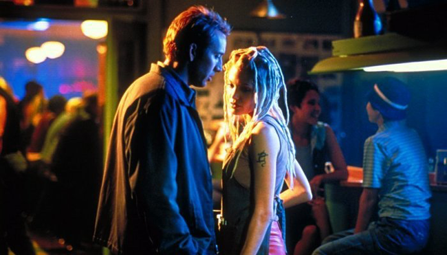 Nicolas Cage & Angelina Jolie in Gone in 60 Seconds
