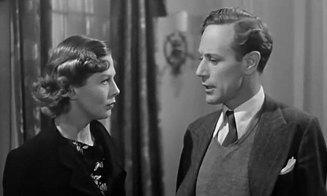 Wendy Hiller & Leslie Howard in Pygmalion