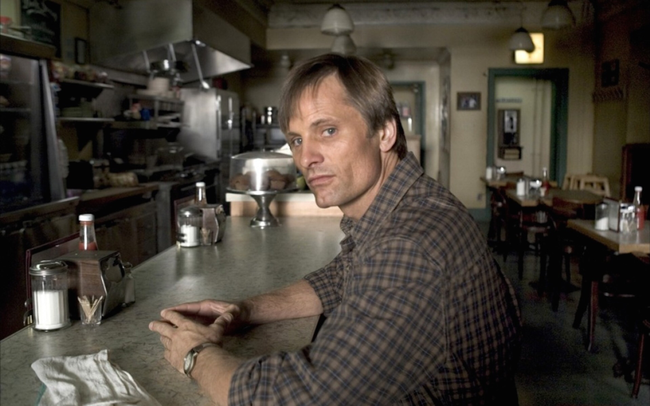 Viggo Mortensen in A History of Violence