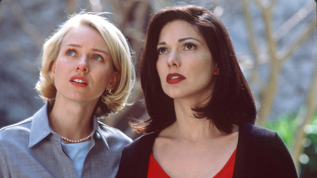 Naomi Watts & Laura Elena Harring in Mulholland Drive