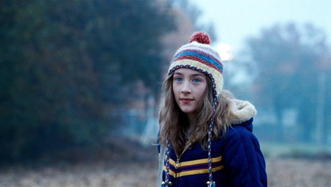 Saoirse Ronan in The Lovely Bones