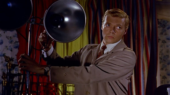 Karl Boehm in Peeping Tom