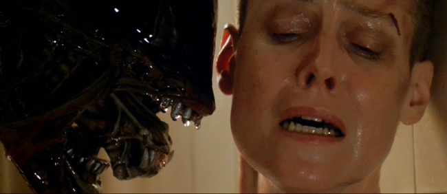 Sigourney Weaver in Alien3