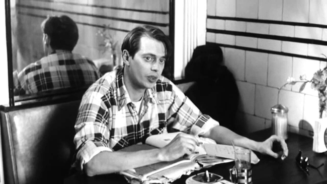 Steve Buscemi in In the Soup