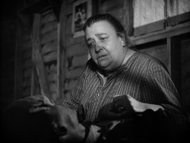 Jane Darwell in The Grapes Of Wrath