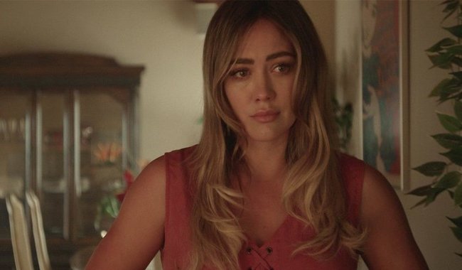 Hilary Duff in The Haunting Of Sharon Tate