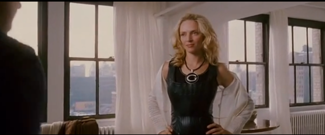 Uma Thurman in My Super Ex-Girlfriend