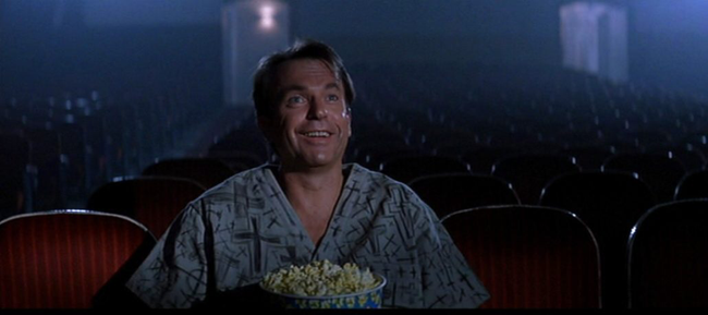 Sam Neill in In the Mouth of Madness