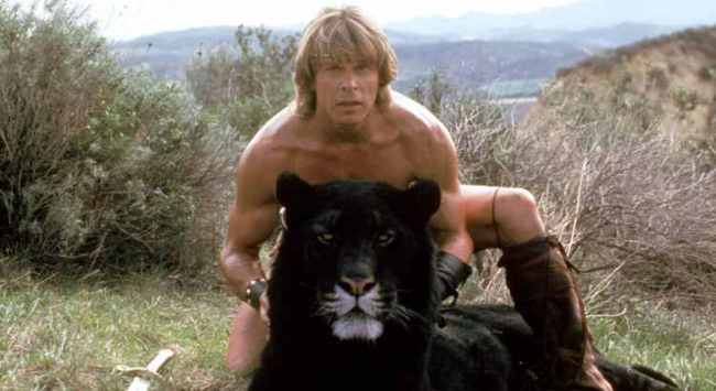 Mark Singer in The Beastmaster