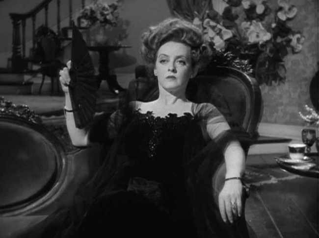 Bette Davis in The Little Foxes
