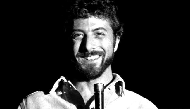 Dustin Hoffman in Lenny