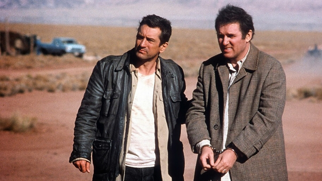 Robert DeNiro & Charles Grodin in Midnight Run