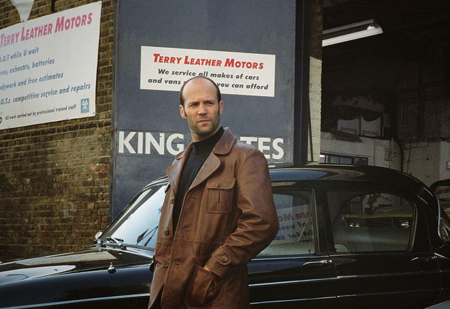 Jason Statham in The Bank Job