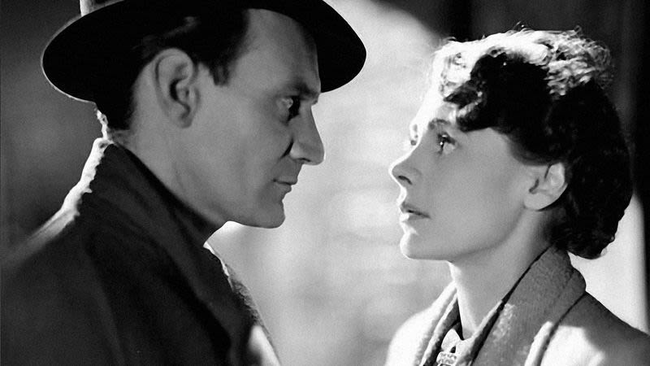 Trevor Howard & Celia Johnson in Brief Encounter