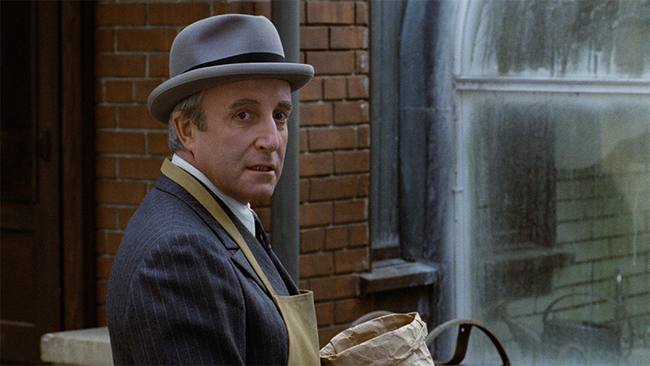 Peter Sellers in Being There