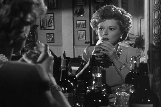 Claire Trevor in Key Largo