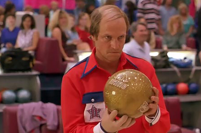 Woody Harrelson in Kingpin