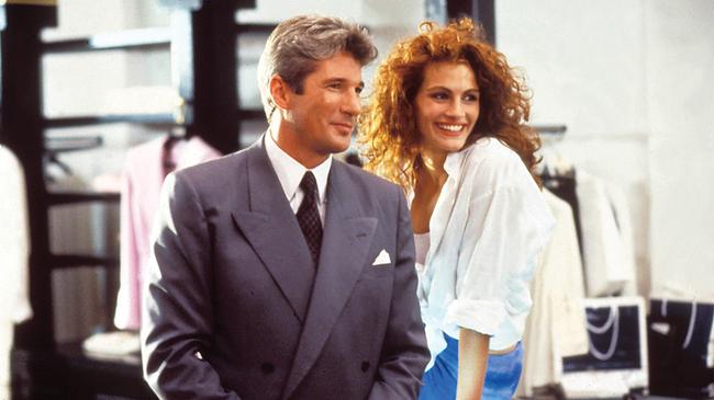 Richard Gere & Julia Roberts in Pretty Woman