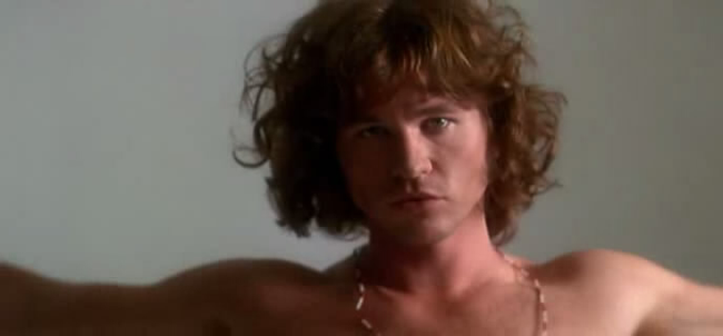 Val Kilmer in The Doors