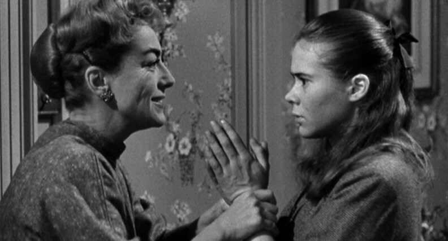 Heather Sears (right) in The Story Of Esther Costello