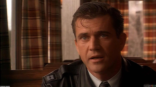 Mel Gibson in Forever Young