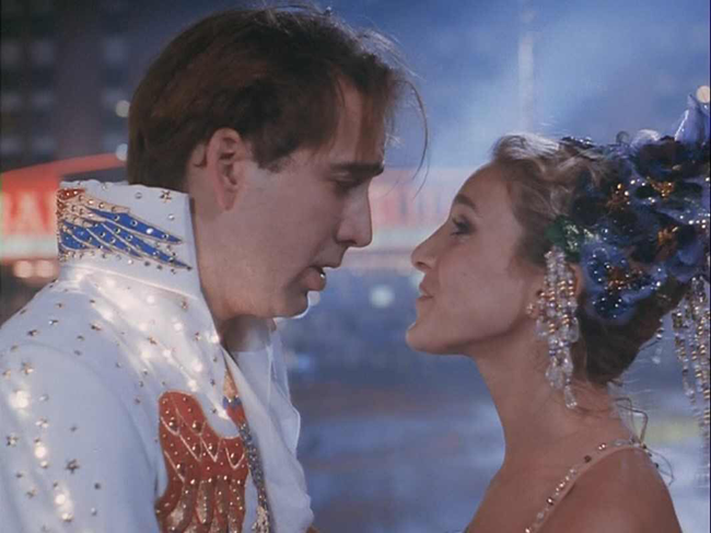 Nicolas Cage & Sarah Jessica Parker in Honeymoon In Vegas