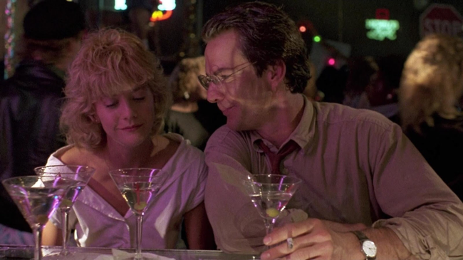 Meg Ryan & Dennis Quaid in D.O.A.