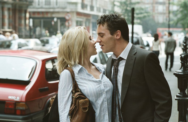 Scarlett Johansson & Jonathan Rhys-Meyers in Match Point