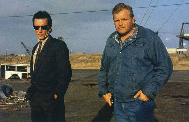 James Woods & Brian Dennehy in Best Seller