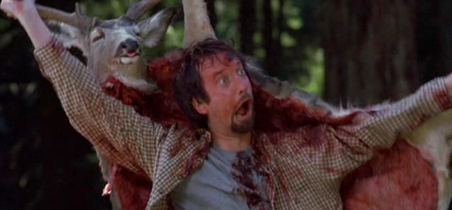 Tom Green in Freddy Got Fingered