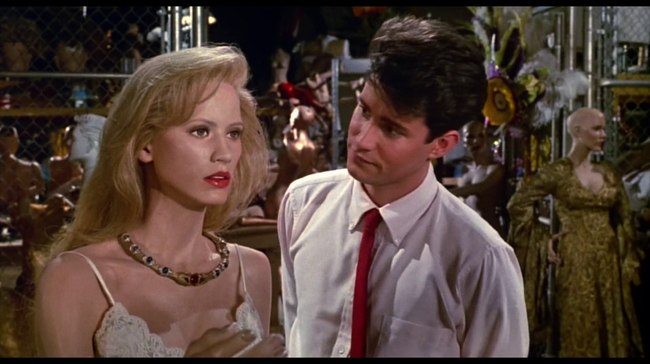 William Ragsdale in Mannequin II: On the Move