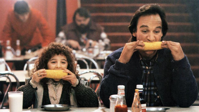 Alisan Porter & James Belushi in Curly Sue