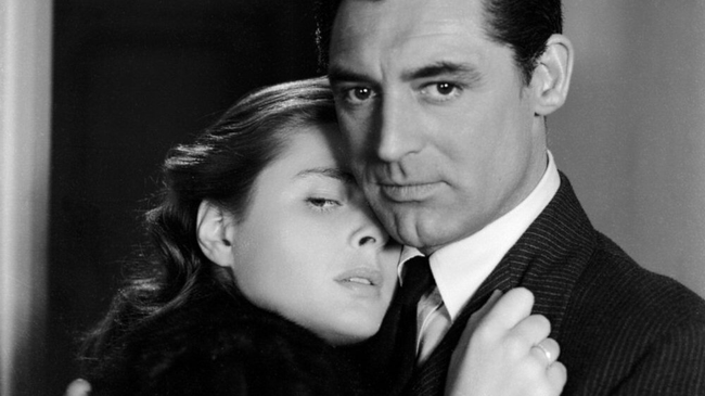 Ingrid Bergman & Cary Grant in Notorious
