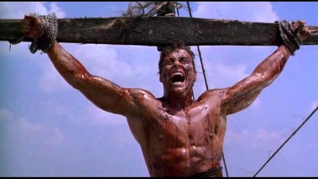 Jean-Claude Van Damme in Cyborg