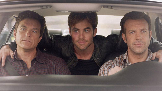 The cast of Horrible Bosses 2