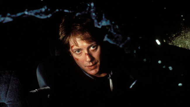 James Spader in Crash