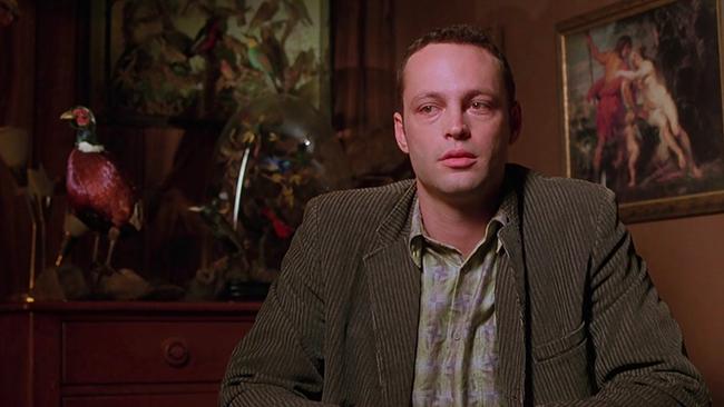 Vince Vaughn in Psycho