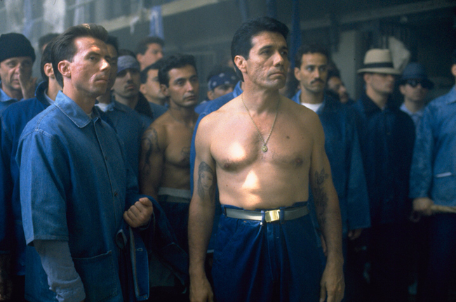 Edward James Olmos in American Me