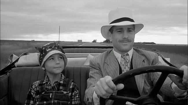 Tatum O'Neal & Ryan O'Neal in Paper Moon