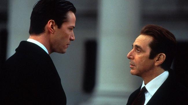 Keanu Reeves & Al Pacino in Devil's Advocate