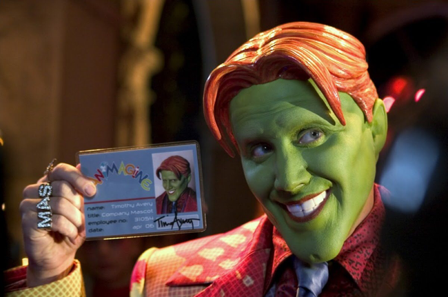 Jamie Kennedy in Son of the Mask